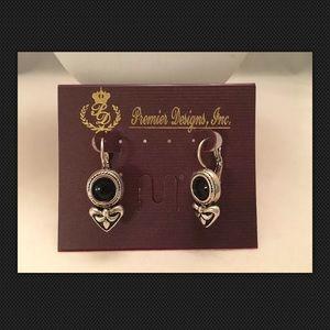 Premier Designs TIMES SQUARE Earrings